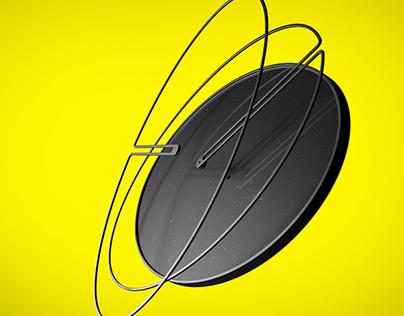 BRO'CLOCK | WALL CLOCK | PRODUCT DESIGN