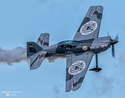 Artur Kielak (XtremeAir XA-41) Mińsk Maz, 14.09.2019