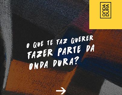 Carrossel Project   Onda Dura São Paulo