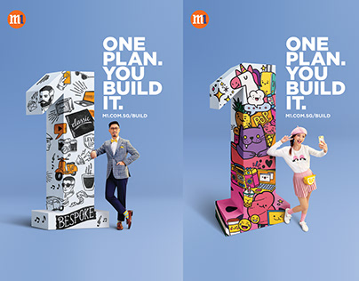 M1: One plan. You build it.