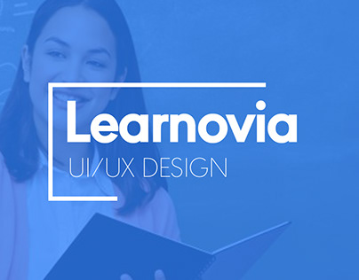 Learnovia LMS UI/UX Design | تصميم واجهة تطبيق ليرنوڤيا