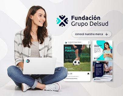identidad Fundación Grupo Delsud