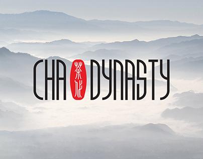 Cha Dynasty—tea branding