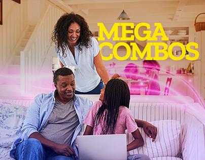Mega Combos - Mega Fibra