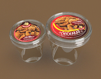 Product Label for Chicharap