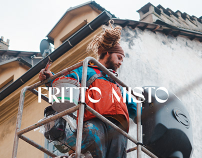 """Fritto Misto"" - Street Art video project"