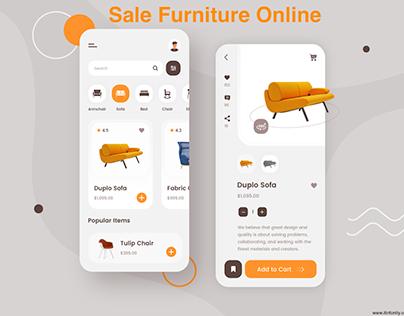 Sale Furniture Online