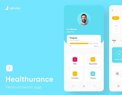 Personal health app
