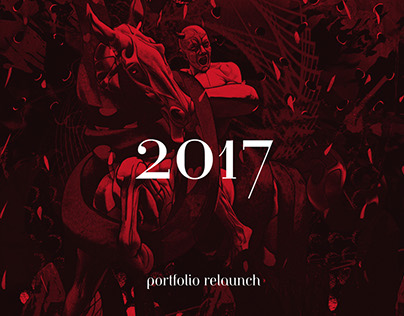 Mago.Design Portfolio Relaunch 2017