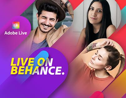 Adobe Live Rebranding