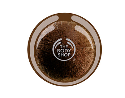 Branding Packaging Global pour The Body Shop