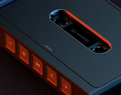 PAL - Cassette player