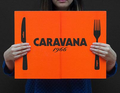 Caravana Restaurant Menu