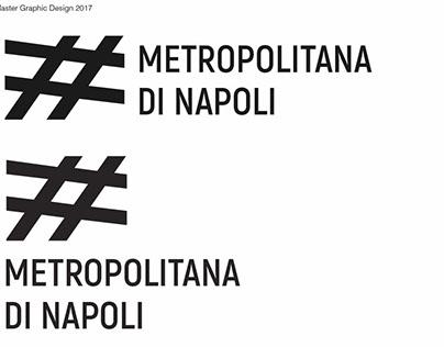 Restyling Logo Metro Napoli