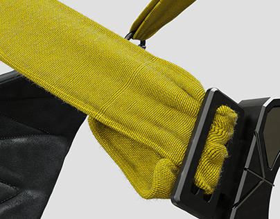 CGI - Shoulder Bag Rendering for Render Weekly