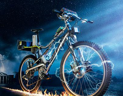 The Iconic Bikes