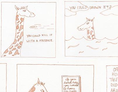 How To Kill A Giraffe