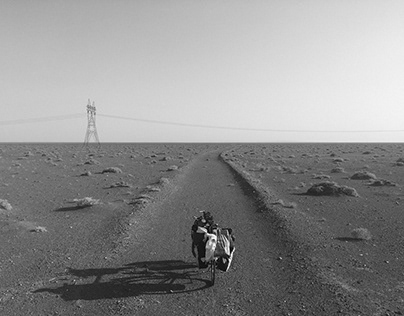 The Loneliest Road Through Iran