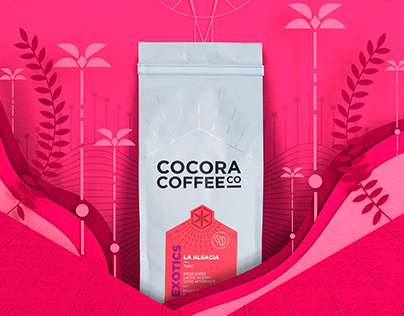 Cocora Coffee Branding & Packaging