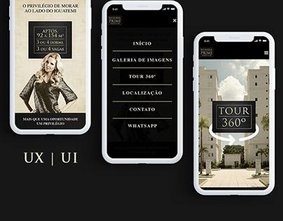 Reserva Prime UX | UI