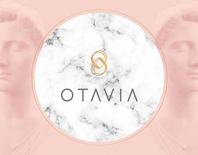 OTAVIA Logo Design