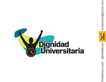 Logo Dignidad Universitaria UCV
