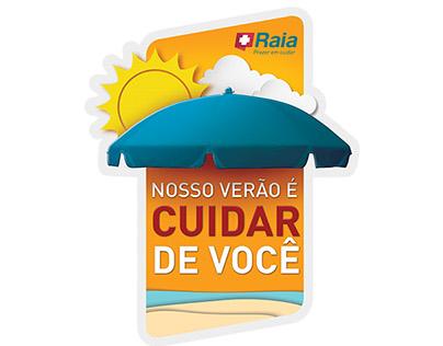 Summer Campaign for a Raia Drugstore