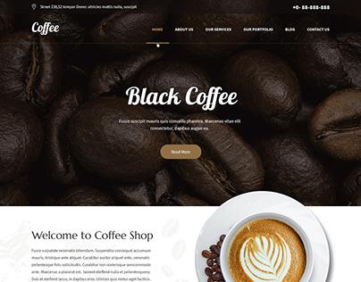 Free Coffeehouse WordPress Theme