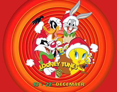 Looney Tunes Show Mall OF Arabia