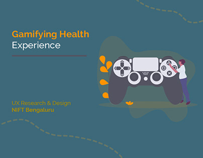 Gamifying an XBOX app for holistic health experience