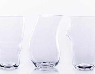 MOME Service - Glass design