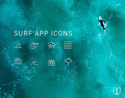 Surf App Icons