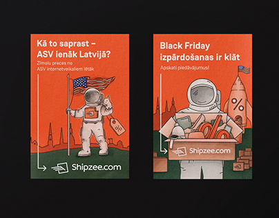 Black friday campaign in Latvia