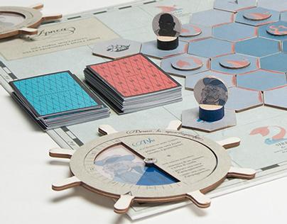 Apnea • Boardgame
