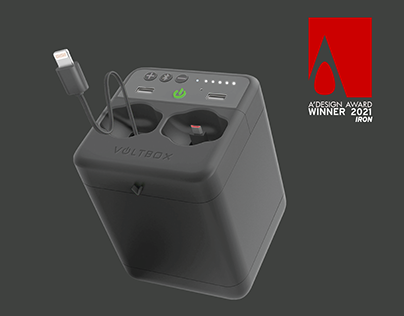 VOLTBOX - MULTIPLE CHARGING STATION