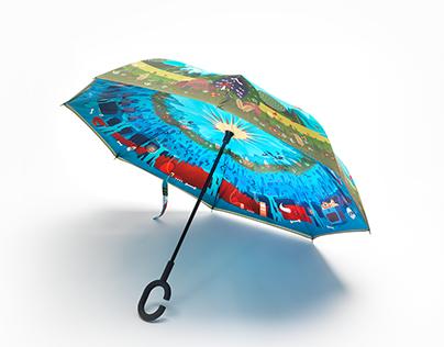 Fairytale Umbrella