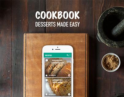 Cookbook Mobile