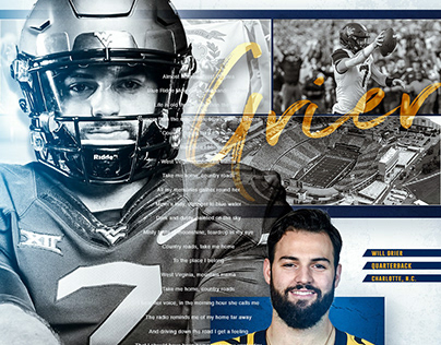 WVU Football Senior Day