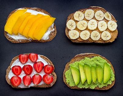 Bread : Sandwiches