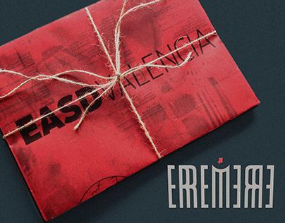 Erasmus EASD Valencia - Editorial Design
