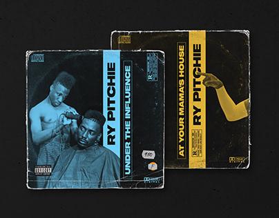 RY PITCHIE - Album Cover Art