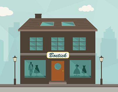 Illustration Boutique