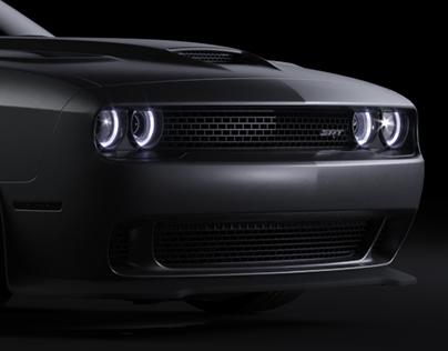 Basic Studio Lighting for Automotive CGI Artists