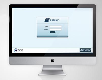 ECB Senator Customer Portal