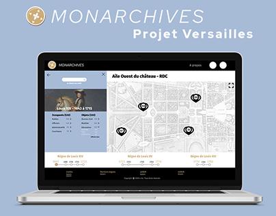 DESIGN - Projet CRCV - Versailles