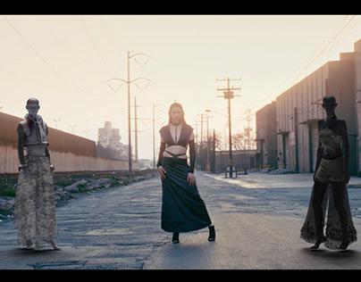 Nemesis fashion film