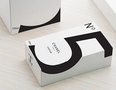 Logo, Ambalaj, Web, Editoryal Tasarım (Chanel)