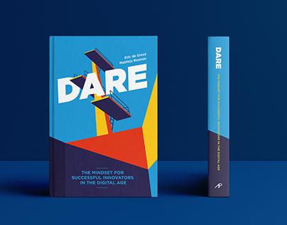 DARE - Book cover design