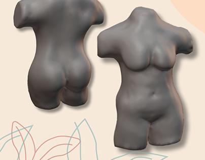 VÊNUS _ transformar o corpo em ornamento