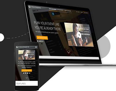 EventForte Website